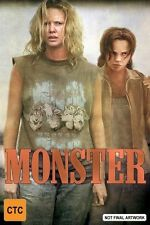 Monster (DVD, 2005, 1 disc