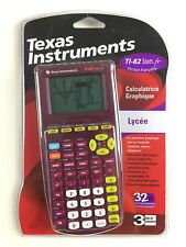 Calculatrice Ti-82 Stats.fr Neuf / Texas Instruments Graphique Scientifique