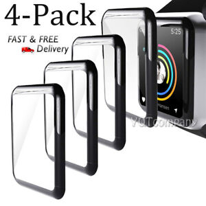 For Apple Watch Series 6/5/4/3/2/1/SE Tempered Glass Screen Protector 40mm/44mm