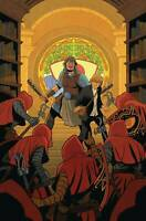 Folklords #4 (of 5) (2020 Boom! Studios) First Print Smith Cover