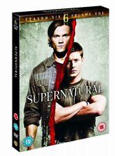 Supernatural Six Series 6 Part 1 Vol 1 Season 6 Part 1 Vol 1