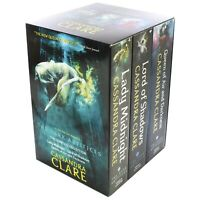 NEW The Dark Artifices 3 Books Complete Collection by Cassandra Clare Gift Set!