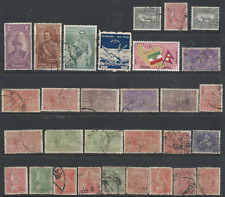 NEPAL: Small collection mostly in USED conditions ( 2 scans ).