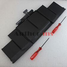 """Original A1417 Battery For MacBook Pro 15"""" Inch Retina A1398 Mid 2012 Early 2013"""