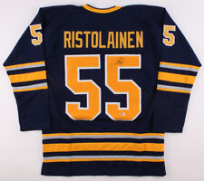 86a21bdc8 Rasmus Ristolainen Signed Sabres Jersey (Beckett) 8th Overall pick 2013  Draft