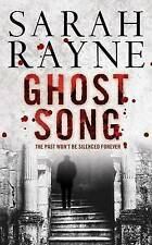Ghost Song, By Rayne, Sarah,in Used but Acceptable condition