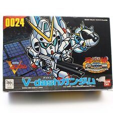 V-Dash Gundam 0024 Plastic Build Kit Bandai 1993 Japan 41607