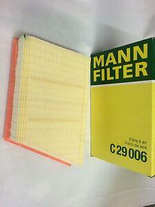 OEM Land Rover  2.0D Air Filter Mann C29006 LR02978X