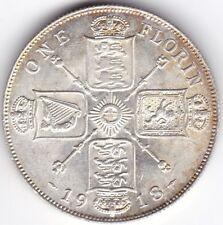 More details for 1918 george v florin | pennies2pounds
