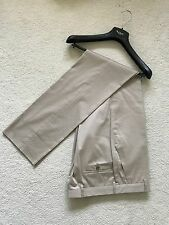 "PAUL SMITH MAINLINE  Men Trousers  32W - BYARD ""Chino"" / unfinished hem (T35)"