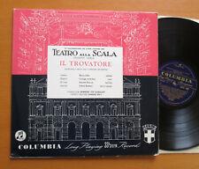 33CX 1682 Verdi Il Trovatore Maria Callas Di Stefano EXCELLENT Columbia B/Gold