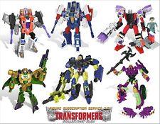 TCC Figure Subscription TFCC 3.0 Transformers Collectors Club Complete Set All 6