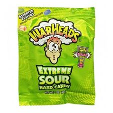 Warheads Extreme Sour Candy 28g US Import