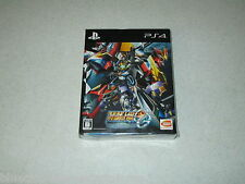 Super Robot Wars OG Moon Dwellers First Press Limited Edition PS4 Japan Import