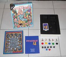 PITAGORAS Editrice Giochi Brainstorm 1996 OTTIMO Pitagora