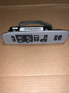 2002-2005 Oldsmobile BRAVADA Rainier Master Power Window Switch 15114282 OEM