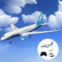 AM_ FM_ DIY EPP Remote Control Aircraft RC Drone Boeing 787 Fixed Wing Plane Kit