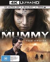 The Mummy : NEW (4K Ultra HD - UHD) Blu-Ray