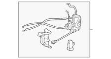 Genuine Toyota Lock 69304-0C010
