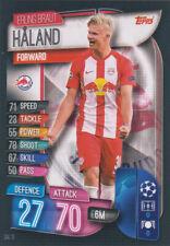 Topps Champions League 19 20 2019 2020 SAL13  Erling Braut Haland