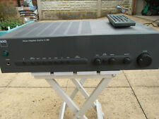 NAD C320 STEREO INTERGRATED AMPLIFIER IN EXCELLENT CONDITION.