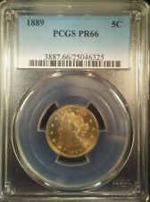 PCGS Certified US Liberty Nickels (1883-1913)