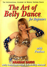 How to Belly Dance - The Art of Belly Dancing DVD with Paulina Video