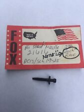 Fox Manufacturing High Speed Needle For RC .15 Sch 19-25( Priced Per Each)