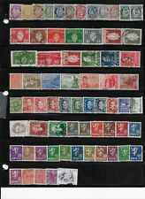 Norway stamp collection lot 125