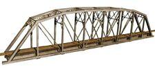Central Valley Models 1901 HO 200' Parker Through Truss Single Track Bridge Kit