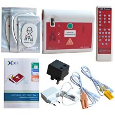 Dutch&English AED Trainer Automatic External Defibrillator Monitor for training