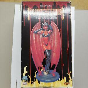 PURGATORI Vampire Goddess 1/6 Statue Eternal Toys Diamond Chaos Pulido /5000