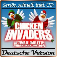 Chicken Rangers 4-Edition de Noël-Christmas Edition Deluxe-PC-jeu
