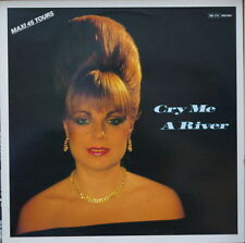 MARI WILSON CRY ME A RIVER MAXI 45 TOURS FRENCH LP