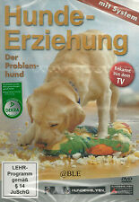 DVD + Hunde Erziehung + Der Problemhund + Verhalten + Erziehung + Angst +