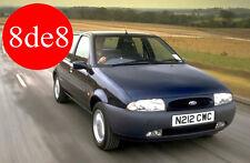 Ford Fiesta (2001) - Manual de taller en CD