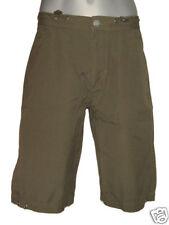 MENS BENCH dark brown knee length shorts BNWT 30 S