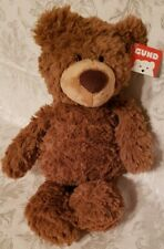 "GUND 17"" Pinchy Dark Brown Teddy Bear Stuffed Animal New With Tags"