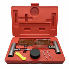 37pc Tire Repair Kit to Fix Punctures and Plug Flat for Car Truck Motorcycle ATV