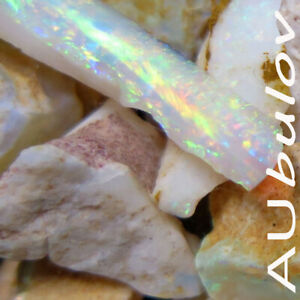 Coober Pedy Rough Opal Pieces 304.00 Carats- Please Read Description!