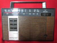 Radio MIVAR portatile modello TRADER IC