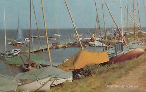 Postcard - Blakeney - High Tide