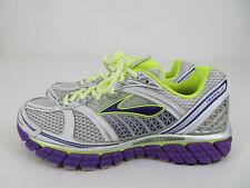 Brooks Trance 12 Purple/Gray Running Athletic Shoes Womens Size US 9.5 EU 41