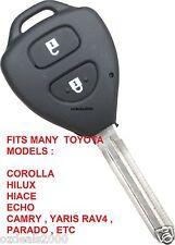 Transponder Chip Remote Key Keyless Entry FOB Toyota COROLLA RAV4 HIACE TARAGO