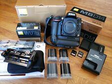 Nikon D610 24.3Mp Digital Slr Camera, Mb-D14 Grip, Wu-1b Wireless Adapter, +more