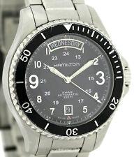 Hamilton Khaki Navy Scuba Automatic Herren- Automatik- Armbanduhr Ref. H645150