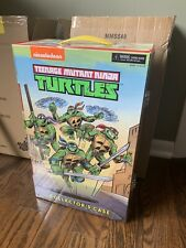 NECA Teenage Mutant Ninja Turtles Cartoon SDCC Exclusive Box Set TMNT