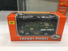 Pro engine Street Machine Die Cast small Toy model Army Car present gift NR3
