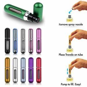 5 ml Leere Spray können nachfüllbare Parfüm Zerstäuber Sprühflasche