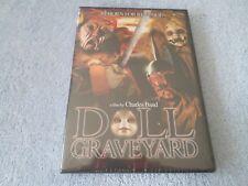 Doll Graveyard (DVD, 2005) - FULLMOON - HORROR - NEW